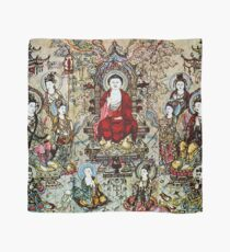 """SONG DYNASTY"" Ancient Chinese Print Scarf"