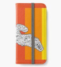 Fall Fire Fly Class Jayne Style iPhone Wallet/Case/Skin
