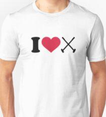 I love Polo Unisex T-Shirt