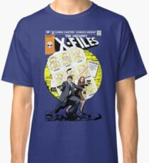 The Uncanny X-Files Classic T-Shirt