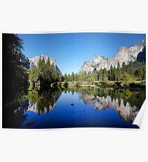 Yosemite Valley, California, USA. Poster