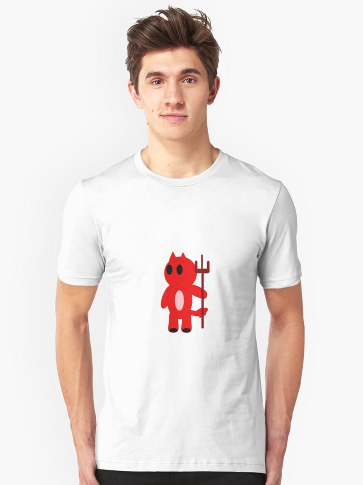 Wee Devil Unisex T-Shirt Front