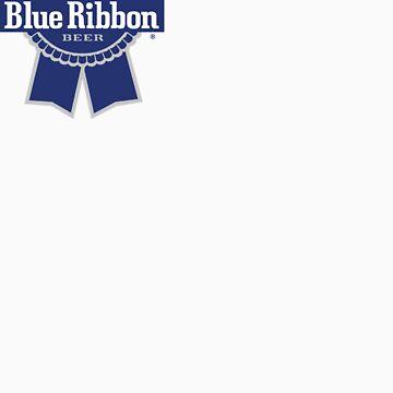 Pabst Blue Ribbon by blazik