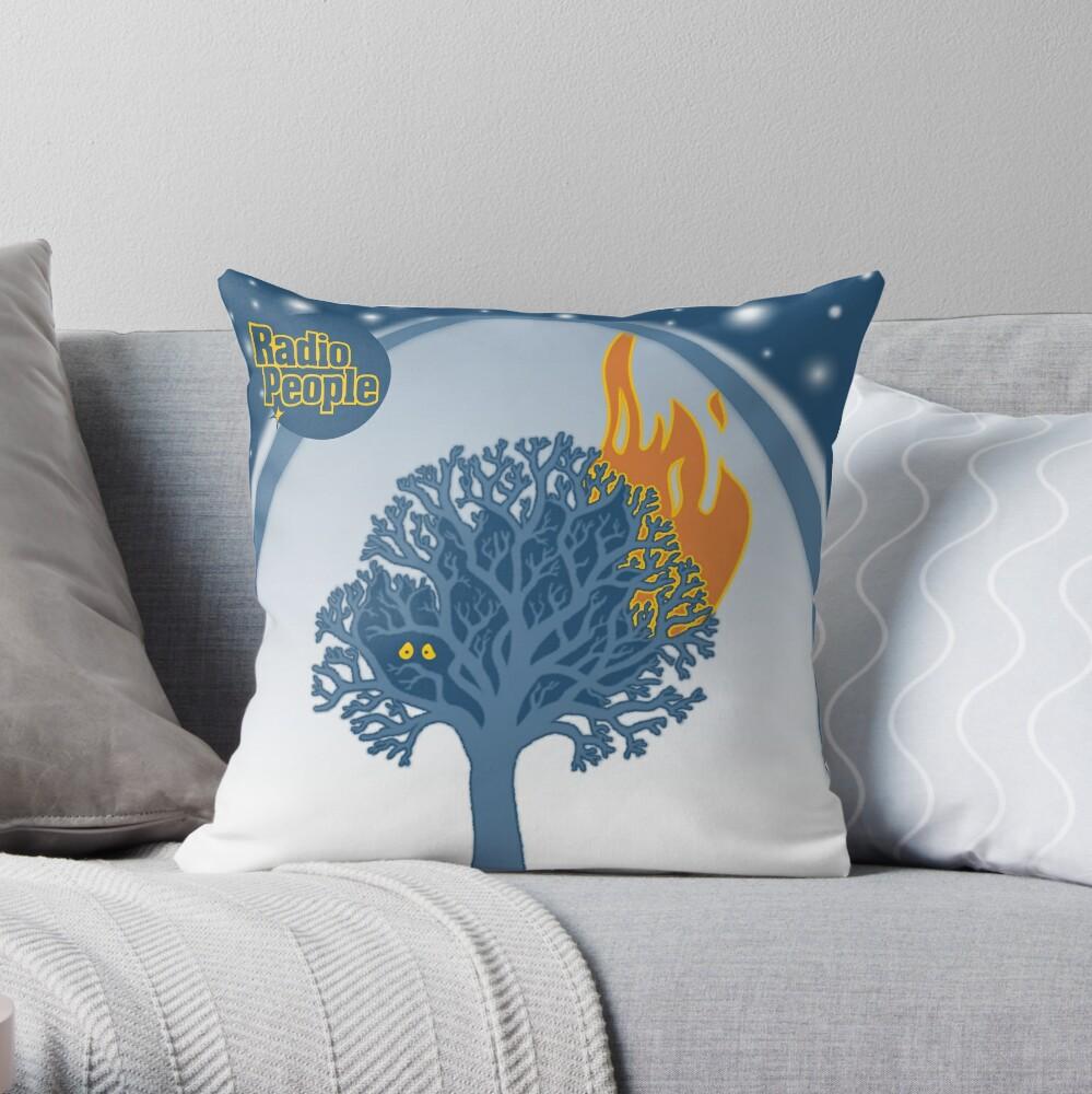 Mayporwhill Throw Pillow
