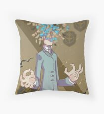 The Beast (The Magicians) Throw Pillow
