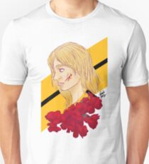 Blood-Splattered Bride Unisex T-Shirt