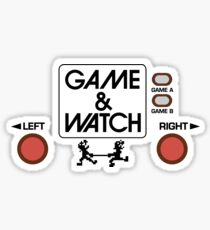 NINTENDO GAME & WATCH Sticker