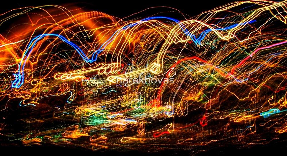 Dancing lights by narekhovas