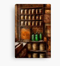 Pharamacy - Pharmacuetical magic  Canvas Print