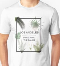 Paris Amid the Palms T-shirt T-Shirt