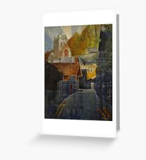 Water Street Greeting Card