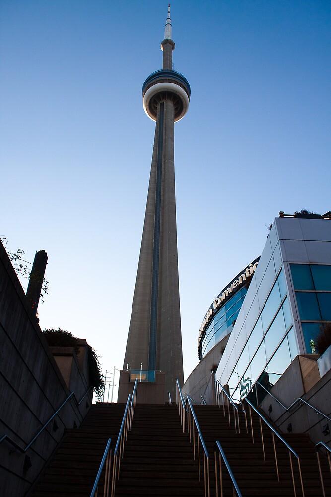 CN Tower by elisehendrick