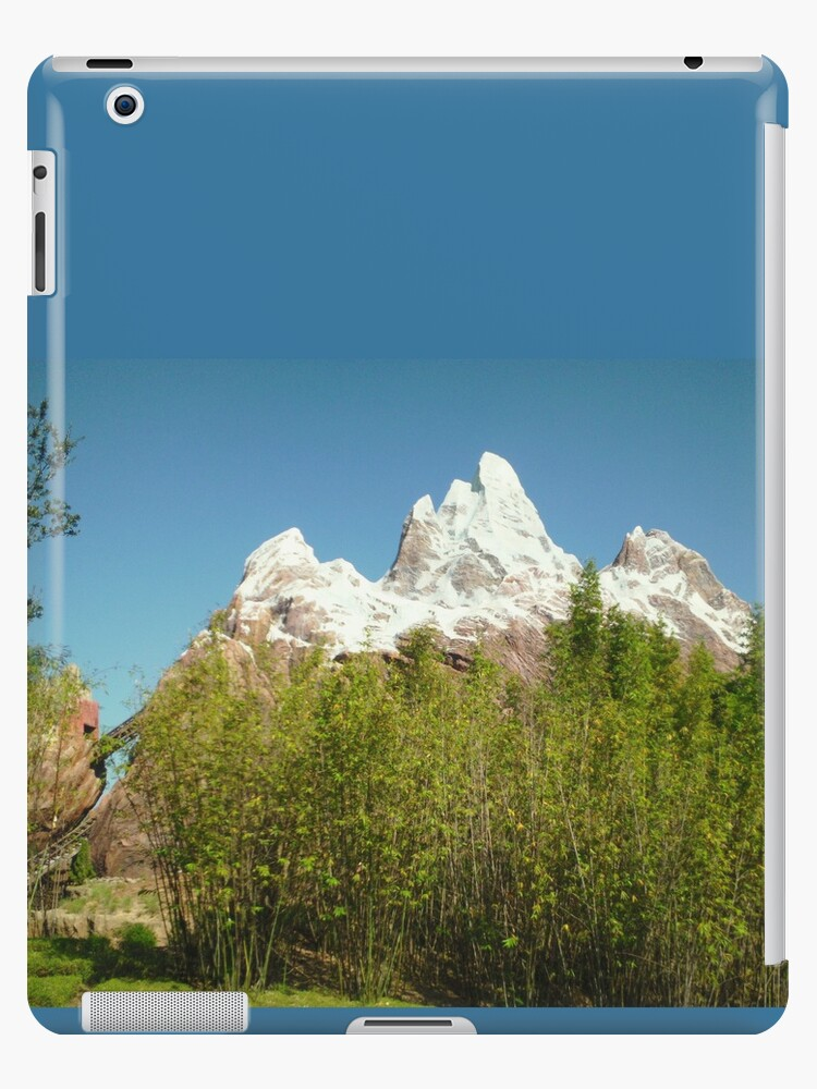 Expedition Everest iPad Case by mbswiatek