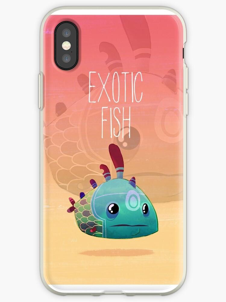 Exotic fish by francescomalin
