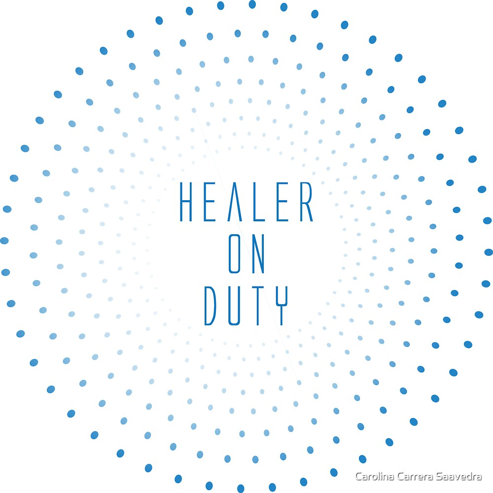 Healer on duty by fabuliciosa
