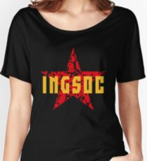 INGSOC (English Socialism) Women's Relaxed Fit T-Shirt