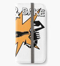 Abarth Shake & Bake Scorpion iPhone Wallet/Case/Skin