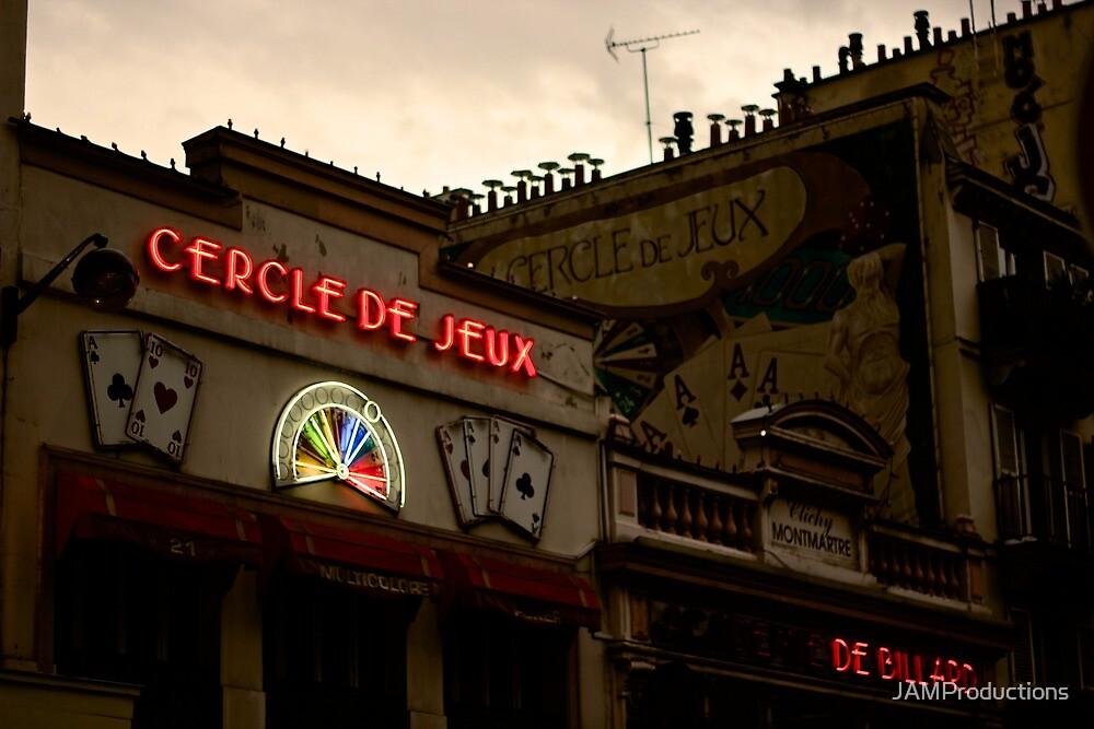 Cercle De Jux by JAMProductions