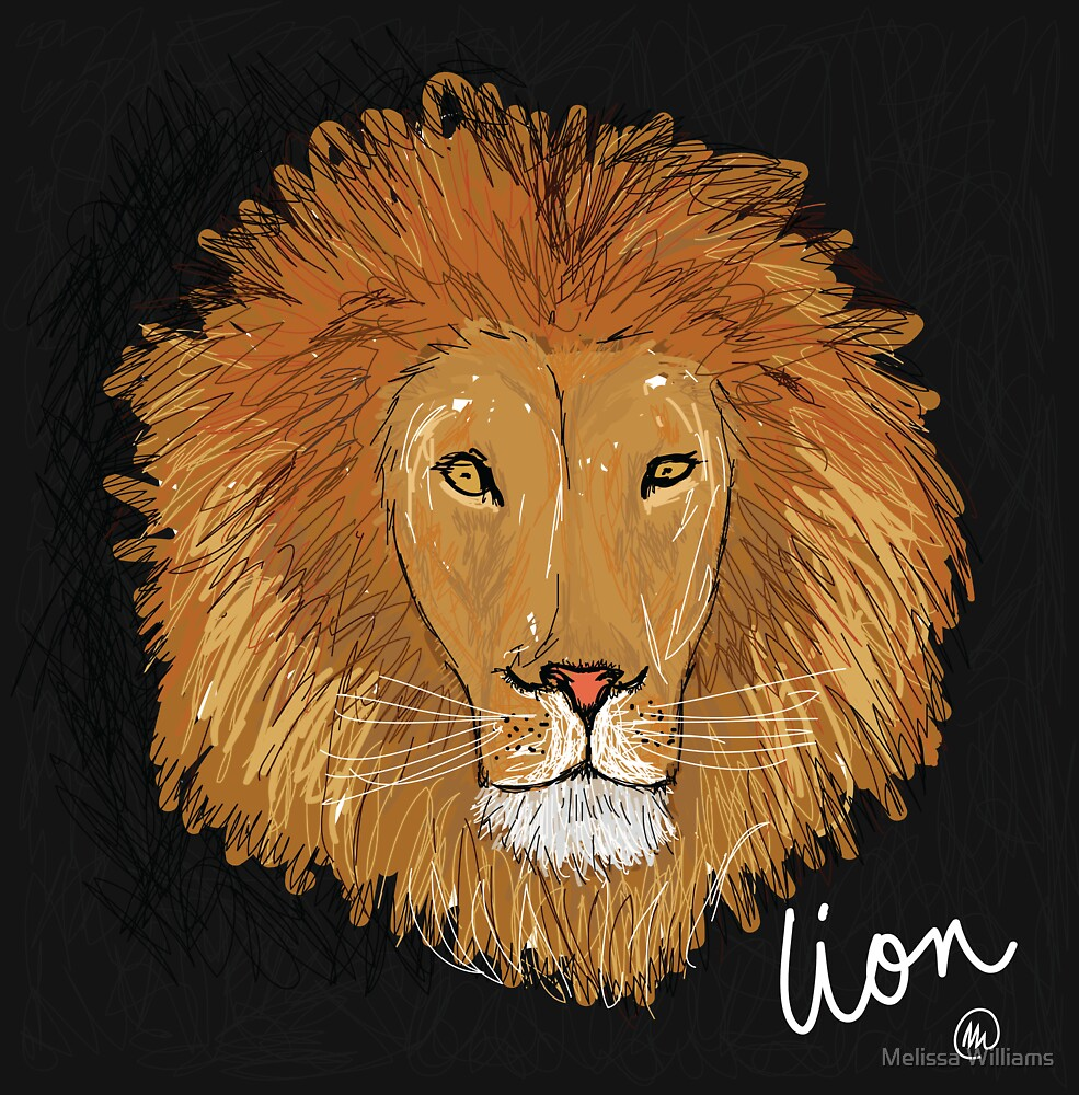 Lion by Melissa Williams