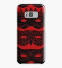 Masks Samsung Galaxy Case/Skin