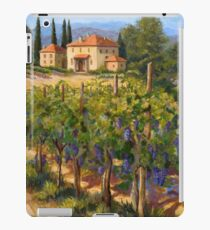 Chianti Vineyard iPad Case/Skin