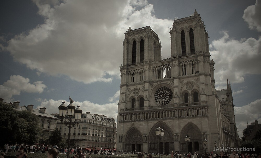 Notre Dame by JAMProductions