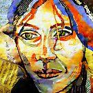 """""""Self portrait"""" by Helenka"""