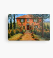 Bramasole, from Under the Tuscan Sun Metal Print