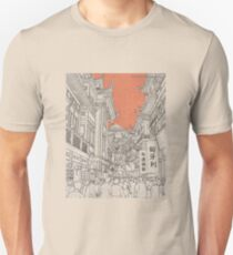 In China II. Unisex T-Shirt