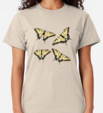 Tiger Swallowtail Butterfly Classic T-Shirt