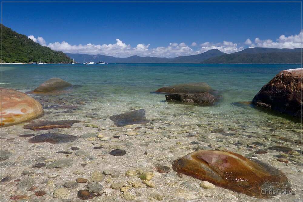 Fitzroy Island 05 by Chris Cohen