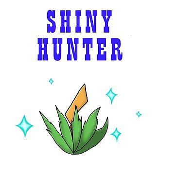 Shiny Hunter by Geemin