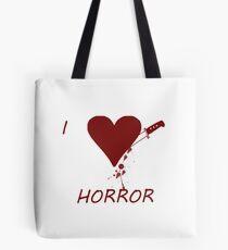 Horror Love Tote Bag