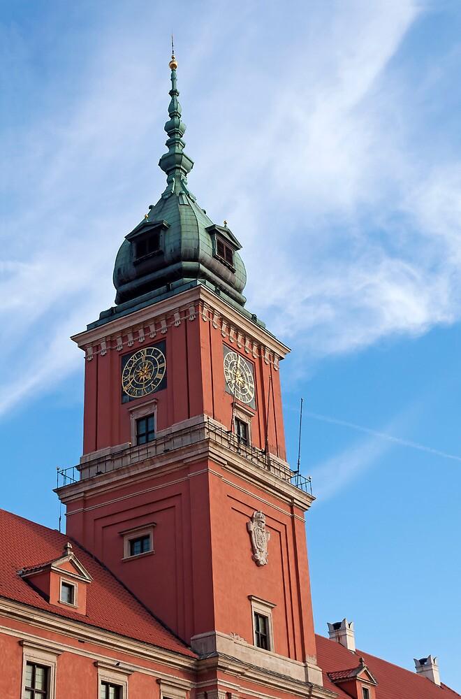 Warsaw Royal Castle. by FER737NG