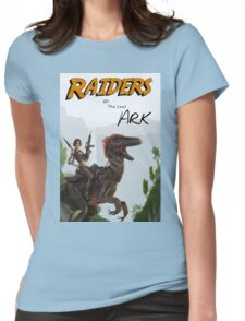 Raiders of the Lost Survival Womens Fitted T-Shirt