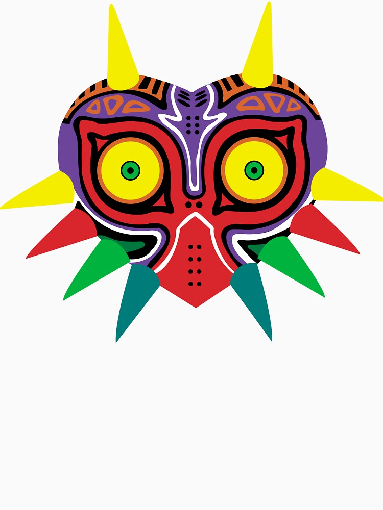 Majora's Mask w/o Cartridge by bmgoepfert