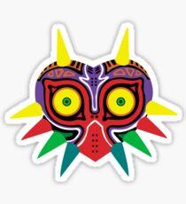 Majora's Mask w/o Cartridge Sticker