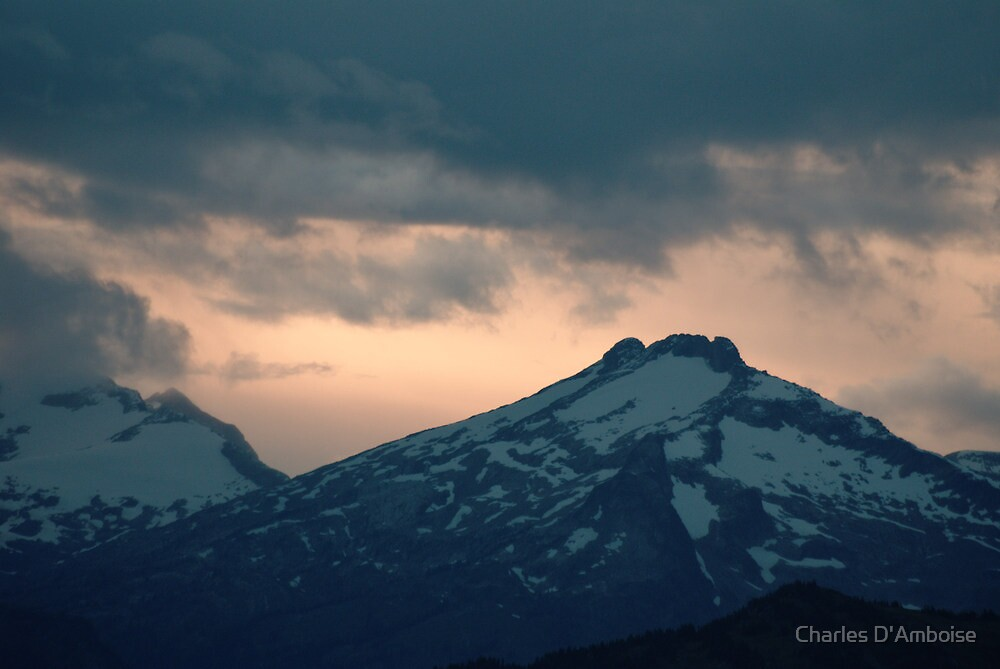 Mountain Cloud by Charles D'Amboise
