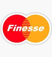 Finesse Sticker