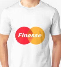 Finesse (Larger Design) T-Shirt