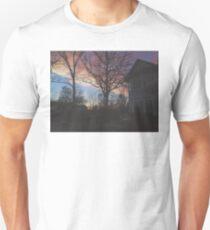 7:00, the Sky's Gold Unisex T-Shirt