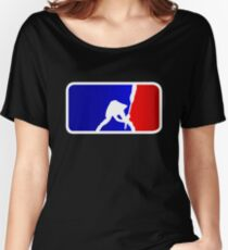 The Paul Simonon League Women's Relaxed Fit T-Shirt