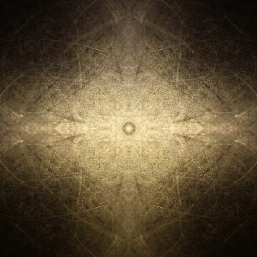 Scratching The Surface - a meditative pattern by mikeroutliffe