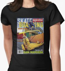 Big Brother Magazine Women's Fitted T-Shirt
