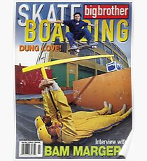 Big Brother Magazine Poster