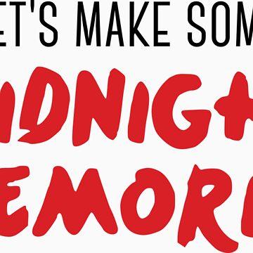 Midnight Memories by Aspin1KM