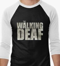 The Walking Deaf Men's Baseball ¾ T-Shirt