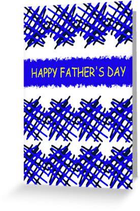 Father's Day Card  by starcloudsky