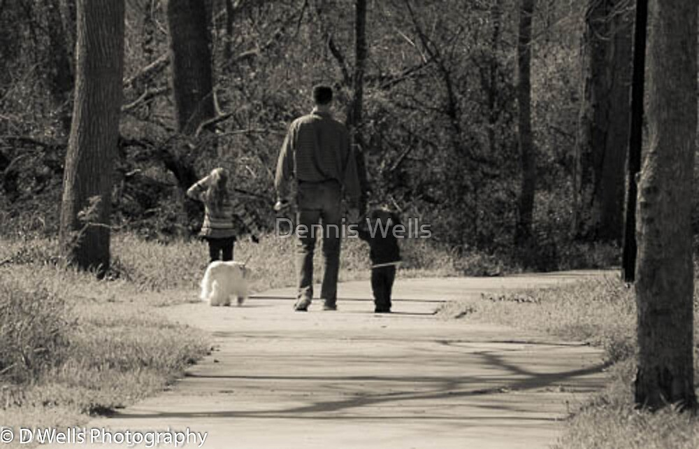 A Father's best day by Dennis Wells