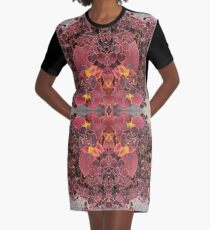 COLEUS RED DEVIL 99 Graphic T-Shirt Dress